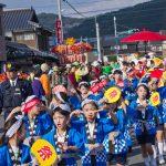 Fox Wedding Festival parade in Kudamatsu_554857243