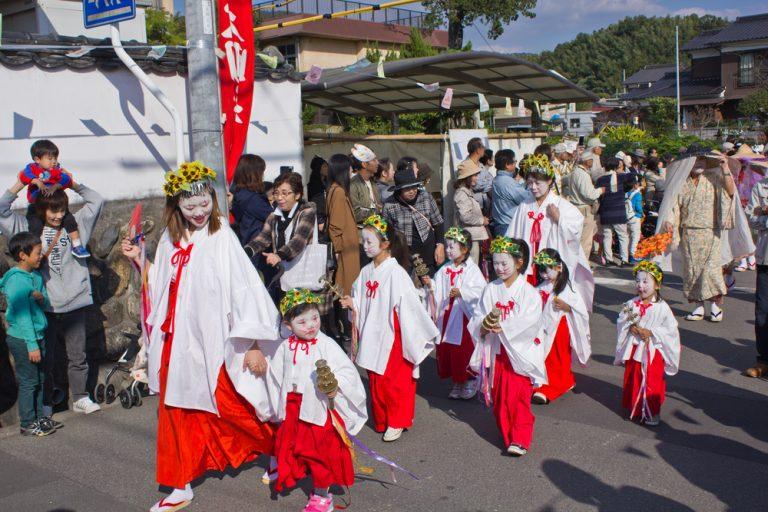 Fox Wedding Festival parade, Experiencing the Mystical Festival in Kudamatsu