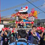 Fox Wedding Festival parade in Kudamatsu_552693085