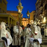 Good Friday procession in Savona_564425302