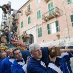 Good Friday procession in Savona_564425311