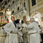 Good Friday procession in Savona_564425218