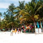 Alona Beach shore in Bohol, Philippines_544609732