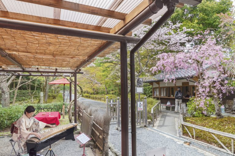 Arashiyama, Historical Site of Beauty in Kyoto