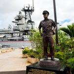 U.S.S. Missouri in Pearl Harbor_529271035