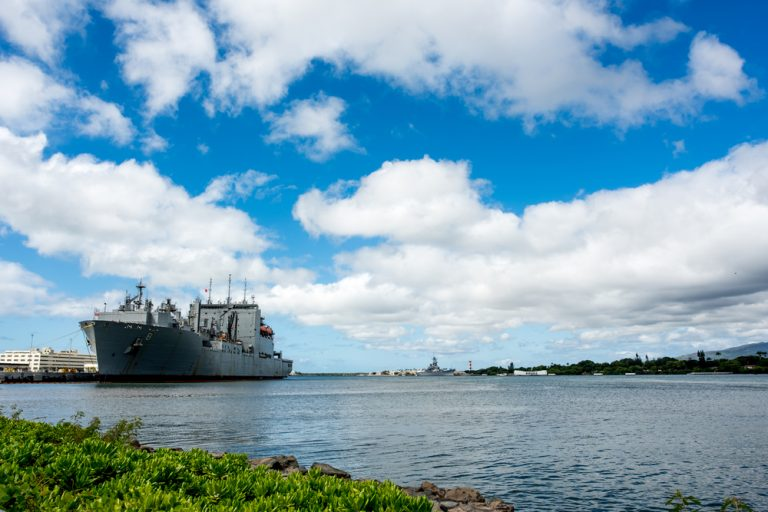 Pearl Harbor, the Top Attraction Spot in Hawaii