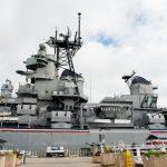 U.S.S. Missouri in Pearl Harbor_526087780