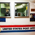 United States Post Office on the U.S.S. Missouri in Pearl Harbor_520017040