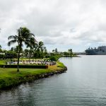 Pearl Harbor in Oahu, Hawaii_516569014
