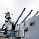 U.S.S. Missouri in Pearl Harbor_513575086