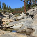 Upper Yosemite Fall during late summer_563449459