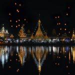Wat Chong Kham and Chong Klang in mae hong son_556746304