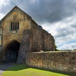 ruins of Cleeve Abbey, medieval monastery_565541326