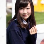 Japanese anime character cosplay pose in Anime Event in Kagawa 2014_220514998