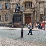 Monument Friedrich August in Dresden_565185430
