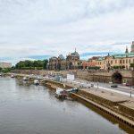 Elbe River in Dresden_552786907