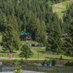 Madonna di Campiglio village, Rendena valley, Brenta Dolomites_571667878