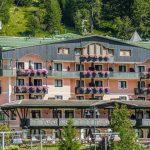 Madonna di Campiglio village, Rendena valley, Brenta Dolomites_571667884
