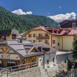 Madonna di Campiglio village, Rendena valley, Brenta Dolomites_571667893