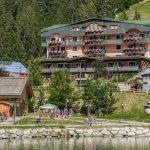 Madonna di Campiglio village, Rendena valley, Brenta Dolomites_571667842