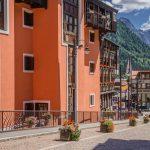 Madonna di Campiglio village, Rendena valley, Brenta Dolomites_571667860