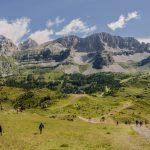 Northern Brenta mountains range with Pietra Grande, Cima Vagilana_570314428