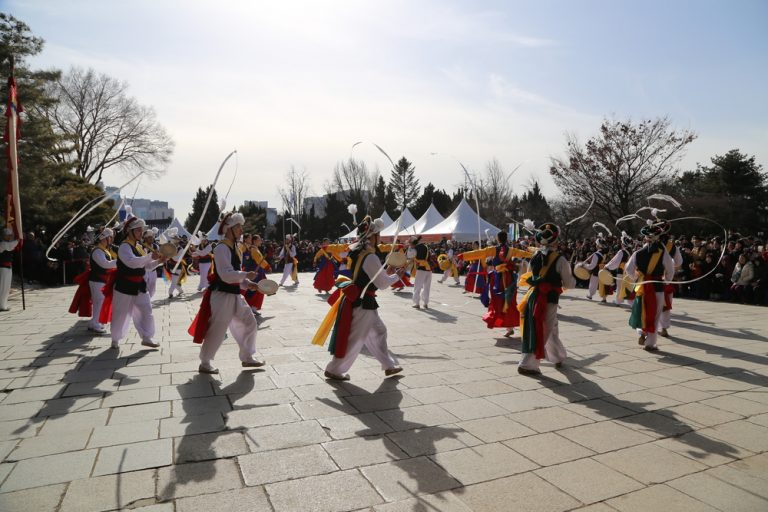 National Folk Museum of Korea in Seoul, Studying the Culture of South Korea