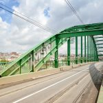 river Sava in Belgrade, Serbia_528186868