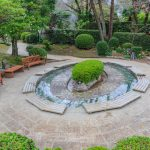garden in Oniishibozu Jigoku_538702423