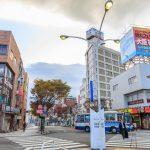 View of Kannawa town _538104889