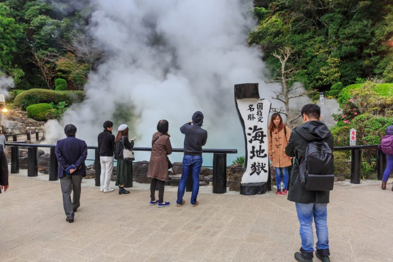 Beppu, Exploring the 8 Hell Baths in Oita, Japan