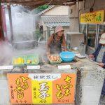 Boiled shop in Kannawa town_537106873