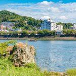 Kiso River between Aichi Prefecture and Gifu Prefecture_553311091