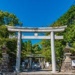 Haritsuna Shrine at Inuyama Castle in Aichi Prefecture_553319959