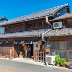 The old town of Inuyama City in Aichi _550444459