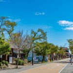 The old town of Inuyama City in Aichi _550444483