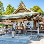 Haritsuna Shrine at Inuyama Castle in Aichi _549819130