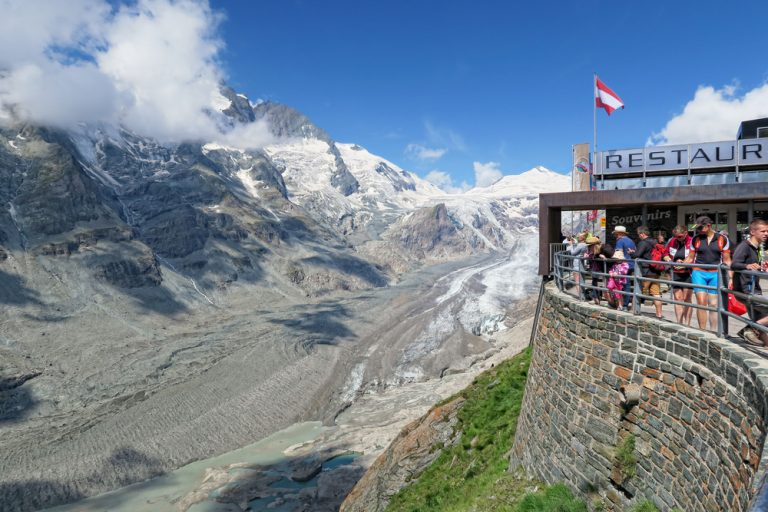 Grossglockner, Enjoying the Highest Mountain Range in Austria