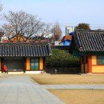 Royal Tomb of King Gimsuro in Gimhae, Korea_412750933