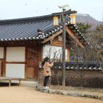 Experience Center, a Korean-style house in Gimhae, Korea_412750534