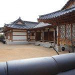 Experience Center, a Korean-style house in Gimhae, Korea_412750504