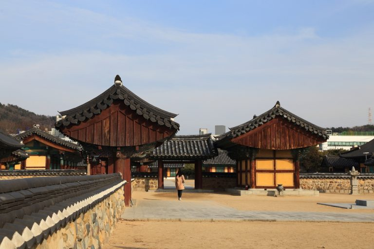 Gimhae, Heritage of the Gimhae Kim Clan in South Korea