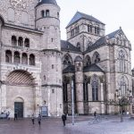 Cathedral of St. Peter -the oldest Christian church in Germany Trier_587278739