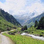 High Tauern national park in Gerlos, Tirol_587059553