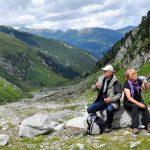 alpine landscape of Zillertal valley in summer time_585927452