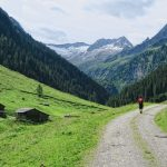 Zillertal valley landscape in Tirol_576106549