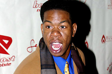 American rapper Craig Mack at the Supper Club.