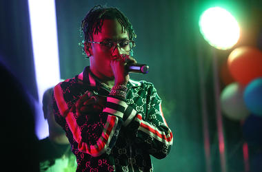 Rich the Kid dropped The World Is Yours 2.