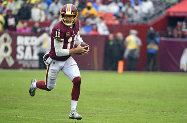 washington redskins football alex smith