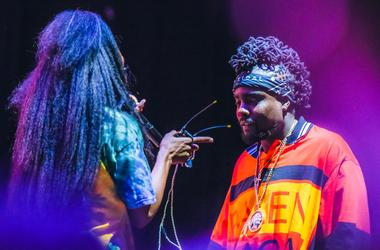 Wale and SZA